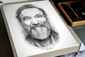 Scribbles illustrations by Erick Centeno