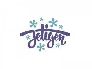Jetigen – logo for children's camp