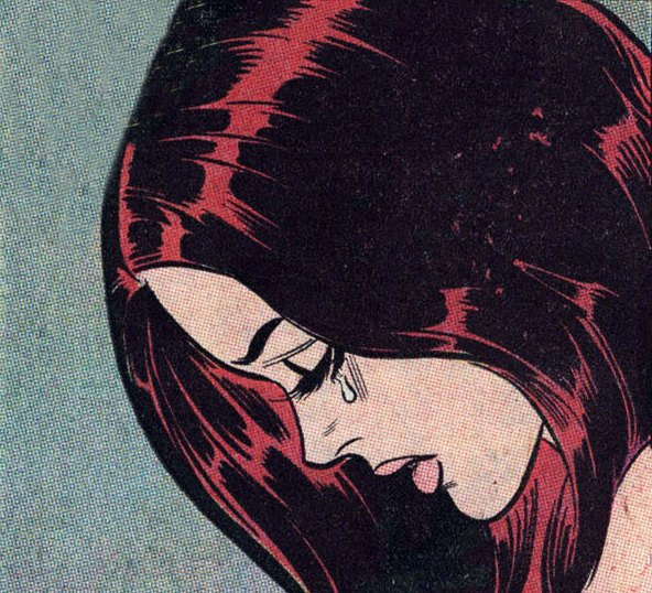 "John Romita for ""My Love"" #1 1969"