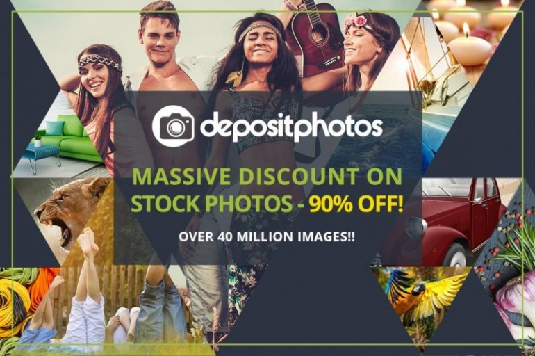 Massive Discounts on Stock Photos