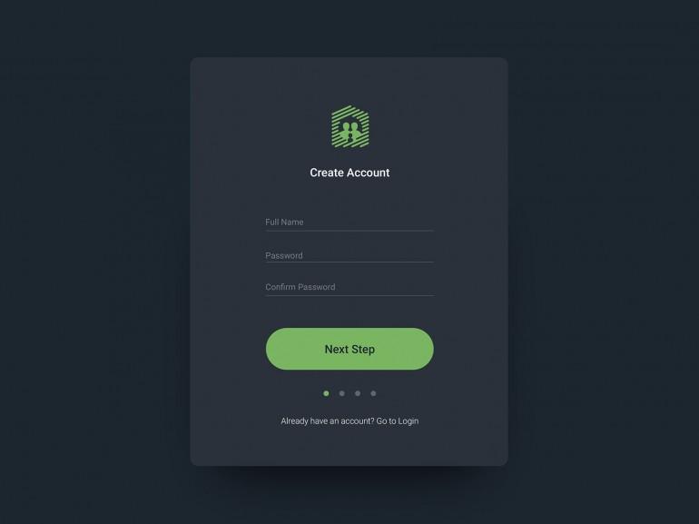 MIBS Register UI
