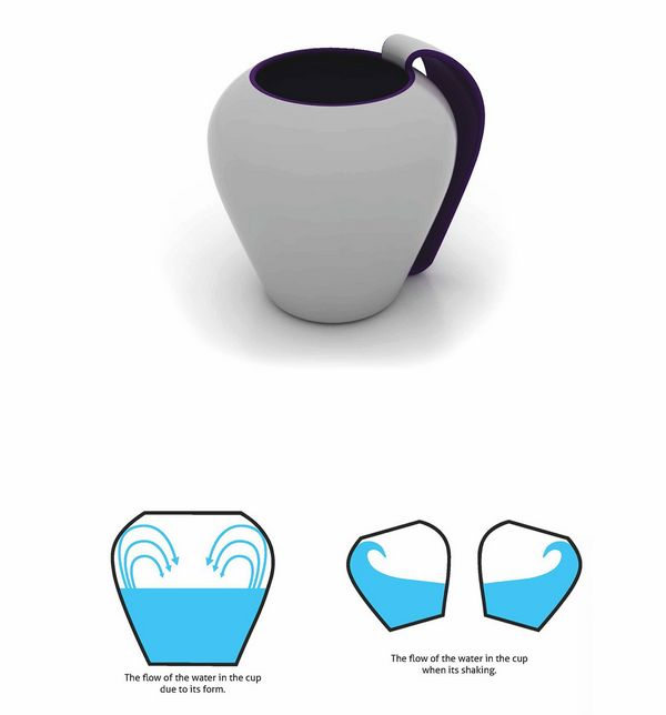 No SPILL Cup by Mileha Soneji