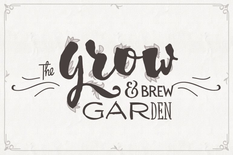 The Grow & Brew Garden