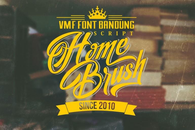Home Brush Script