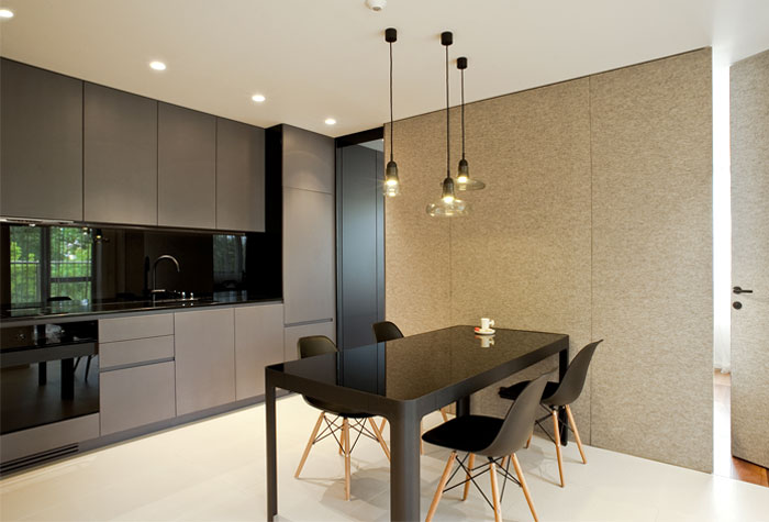 Apartment in Sofia Impresses With Stylish Minimalism