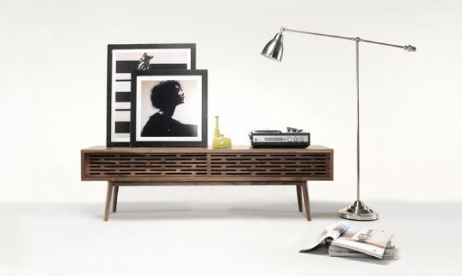 Radio TV cabinet by Wewood design center