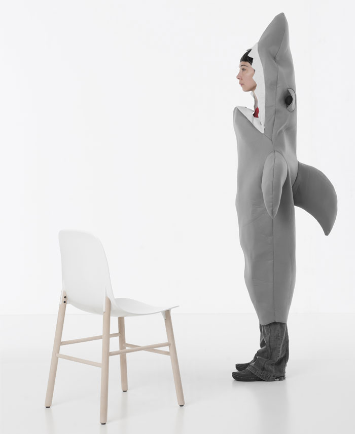 Sharky Chair for Kristalia – #design,  #furniture,  #modernfurniture,