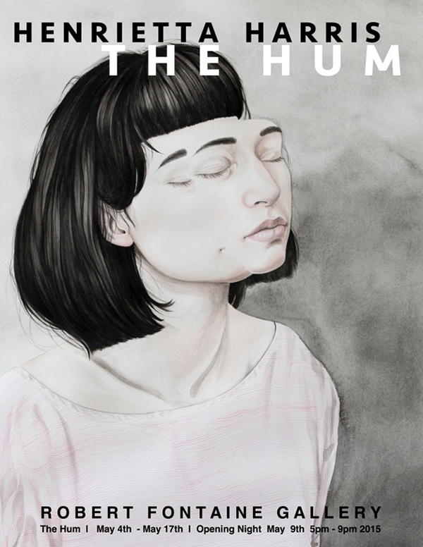T H E   H U M – The art of Henrietta Harris
