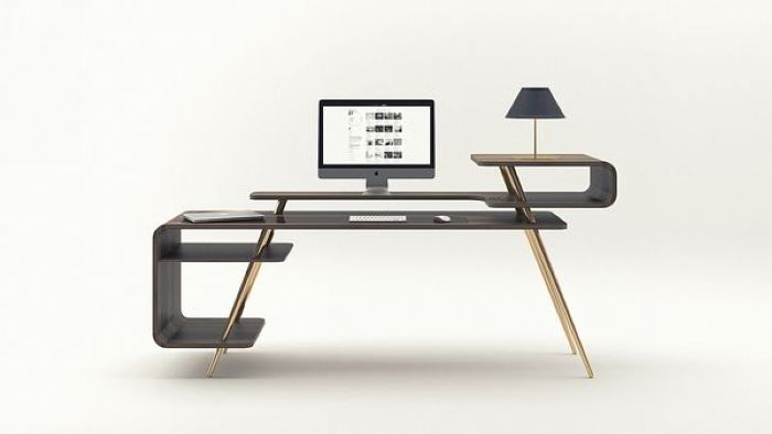 The Table office desk by PEDRO SOUSA