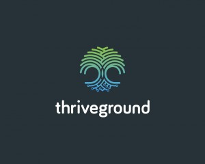 "Logo for new SEO company in Milwaukee. Motto: ""Let's thrive together!"""