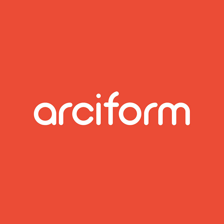 Amazing free font : Arciform