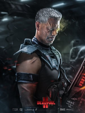 Stephen Lang playing Cable in 'Deadpool 2'