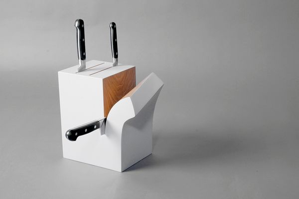 KALON knife rack by Pierre-Marie BAGOT