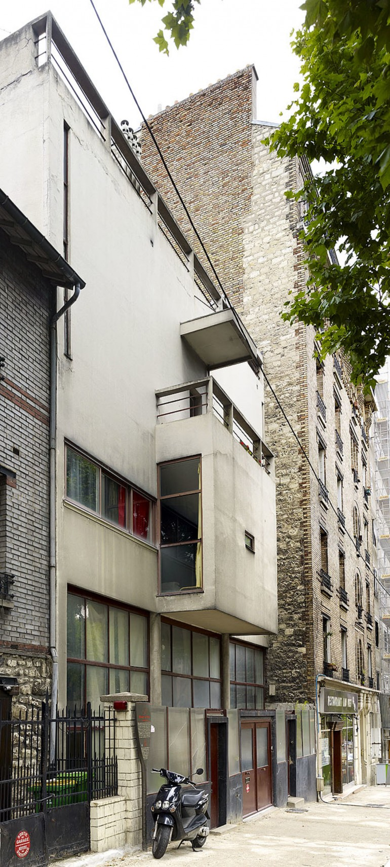 Maison Planeix, Paris, France, 1924