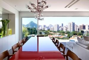 Modern Dwelling Located in Rio de Janeiro