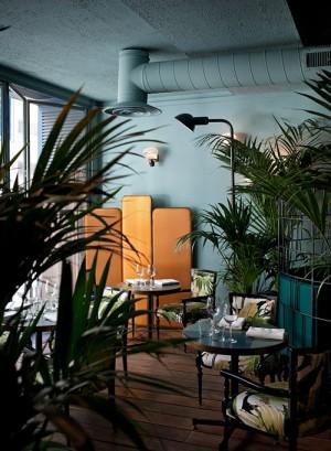 Le Cafe, Paris. Dimore Studio
