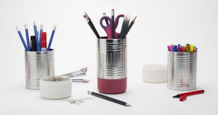 Pencil End Cup stationary holder by Artori Design