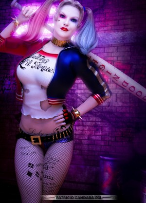 Suicide Squad HarleyQuinn