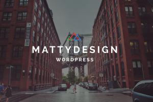 Matty – Powerful and Flexible Theme