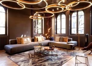 Showroom in Milan by Henge