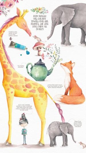 Magical Watercolors vol 3