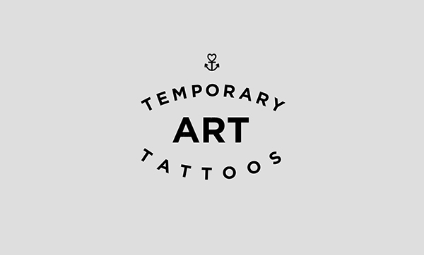TATUN Temporary Art Tattoos