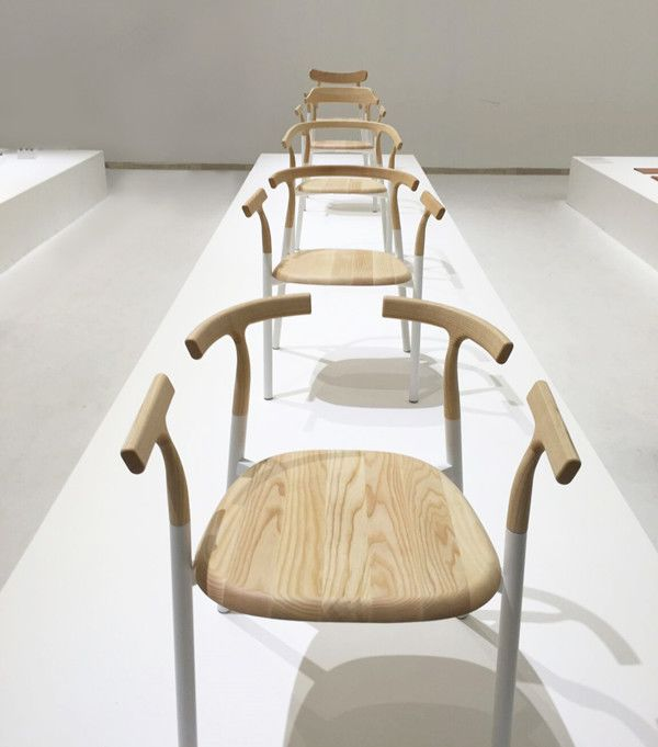 Twig chair by Alias