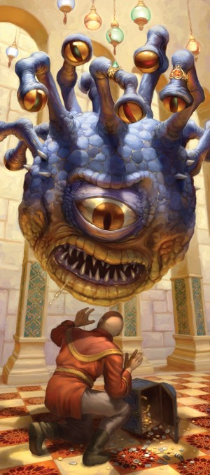 Adventure Hooks: The Xanathar – Crime Lord of Waterdeep