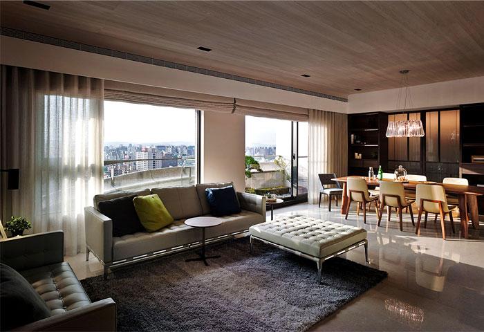 Taipei Apartment by Mole Design – #decor, #interior, #homedecor