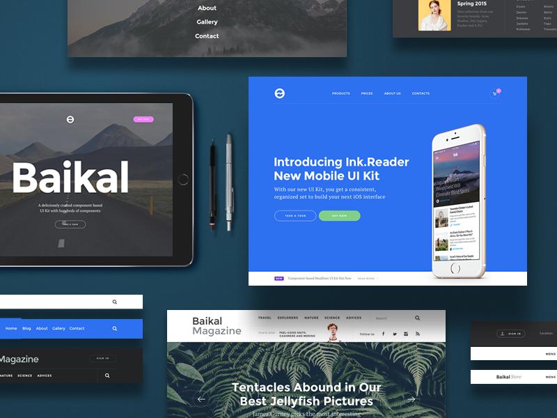 Baikal UI Kit