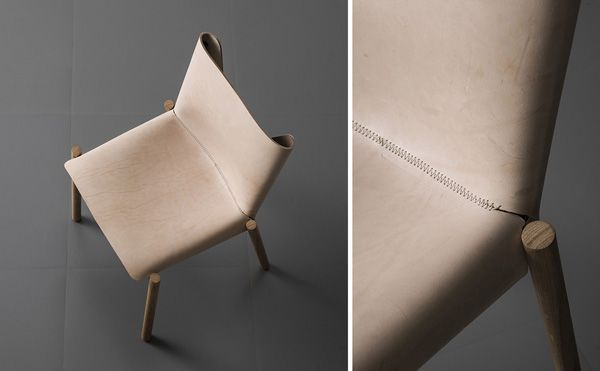 1085 chair by Bartoli Design Studio