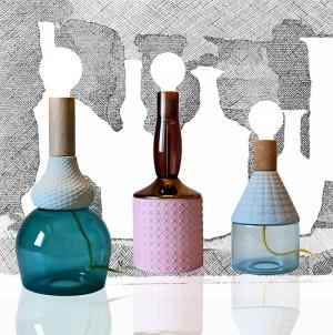 MRND Lamps by Elena Salmistraro