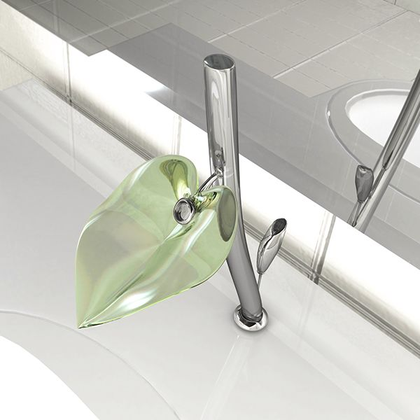 Forestroom bathroom tap by HongJung Kwon