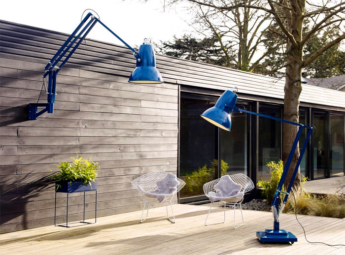 Giant Outdoor Collection by Anglepoise – #lamp, #design, #lighting, #productdesign, #indus ...