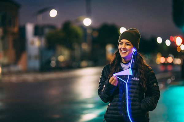 Glow headphones by Glow, LLC