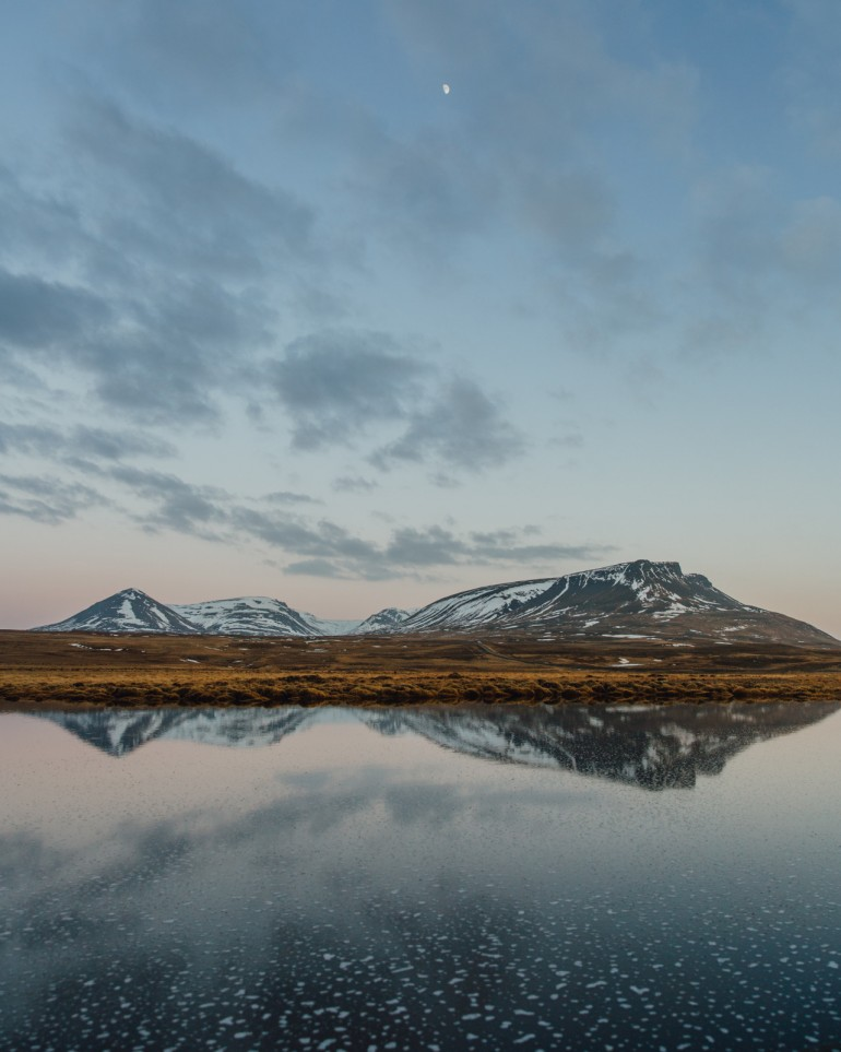 Evening Light in Northern Iceland
