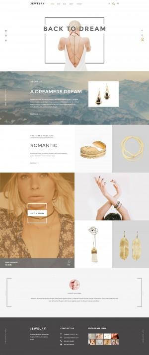 Jewelry- Ecommerce