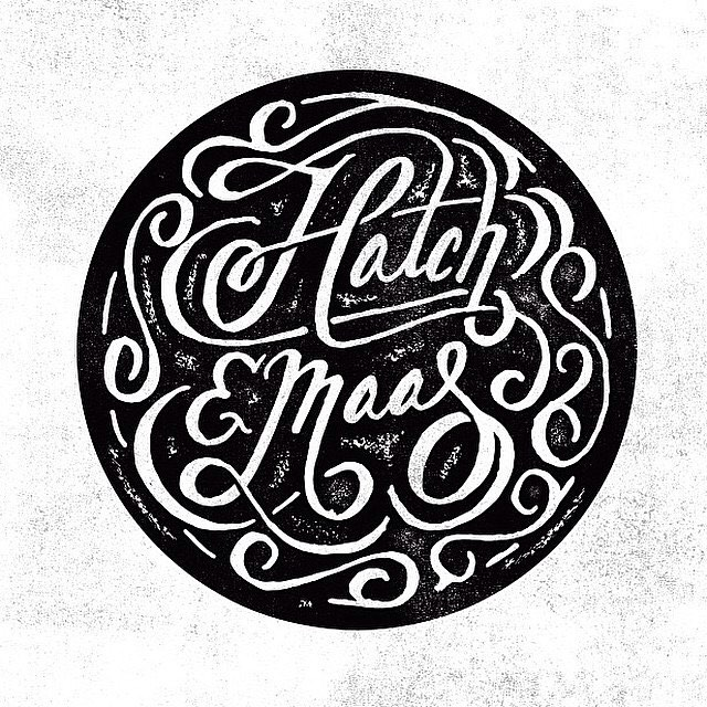 Hatch & Mass logo design by Jeremy Teff