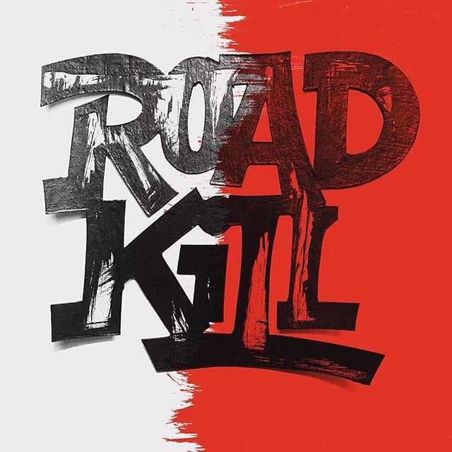 Road Kill by Mark Caneso