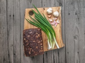 The Original Kitchen Cutting Board. Hand-made of Acacia wood.