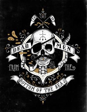 Dirty Bones – Illustrations by Tobias Saul