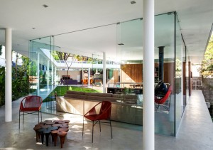 Marquise House in Sao Paulo – #architecture, #house, #home,  #decor, #interior,