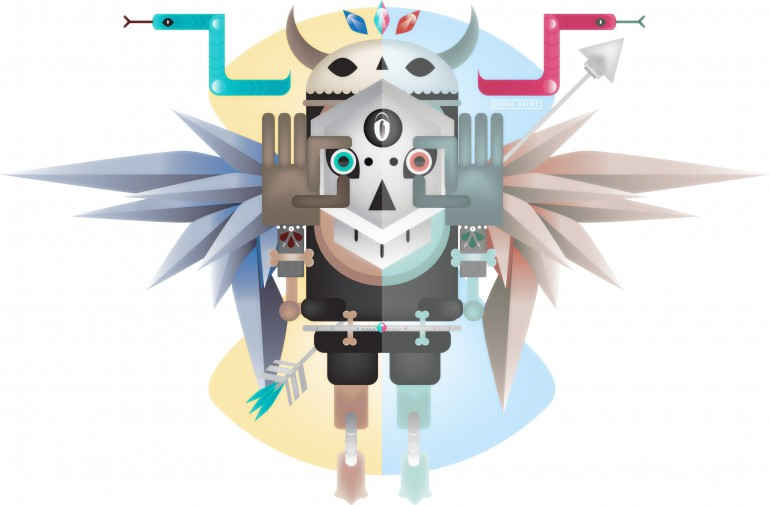 Death | Digital Illustration