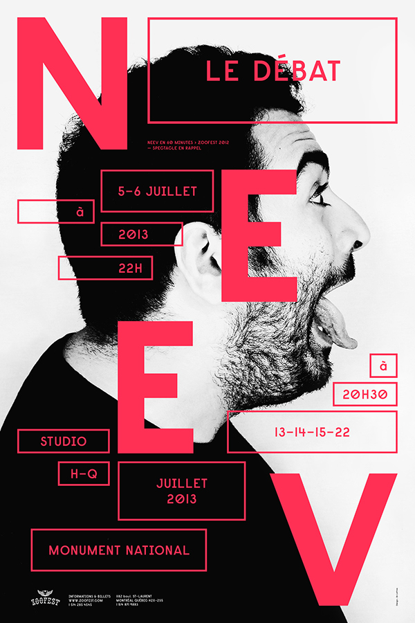 NEEV, THE ETERNAL DEBATE / POSTER SERIES