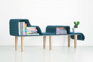 Operio multifunctional furniture by Bina Baitel