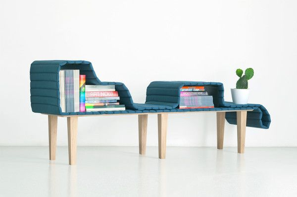 Operio multifunctional furniture by Bina Baitel