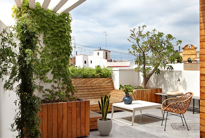Apartment in Valencia by Josep Rua – Outdoor