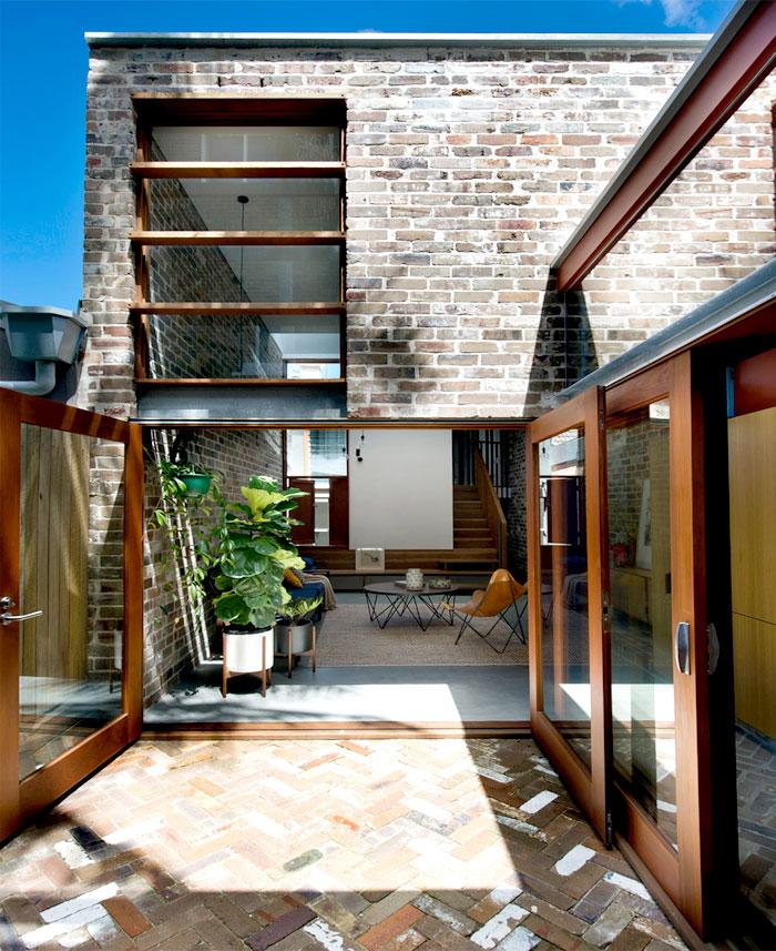 Walter Street Terrace Renovation by David Boyle