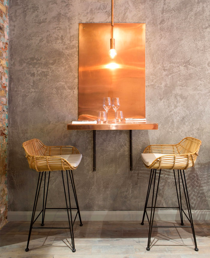 Restaurant Decor by Kinnersley Kent Design –  #architecture,  #decor, #interior, #restaurant,