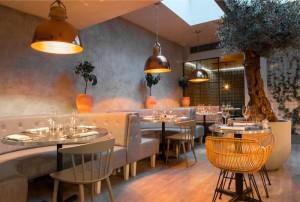Restaurant Decor by Kinnersley Kent Design –  #architecture,  #decor, #interior, #restaurant,